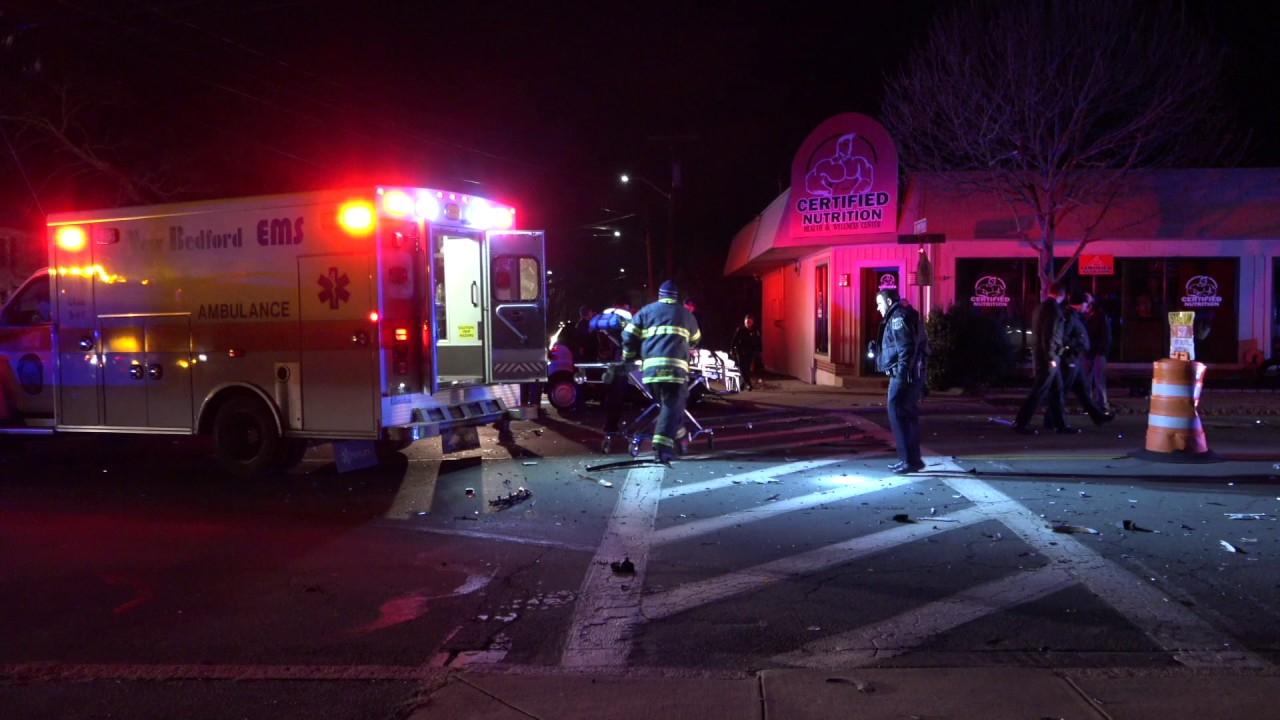 New Bedford man charged after motor vehicle crash that kills Acushnet man