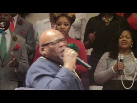 "Bishop Kevin Willis & New Life In Christ of Memphis  ""Praise Him"""