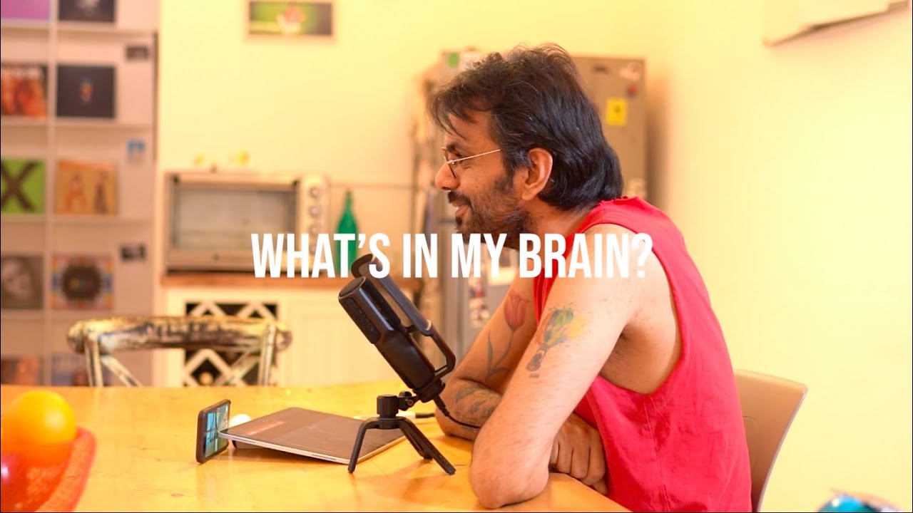 What's in My Brain | Before The Shoot | Part 4