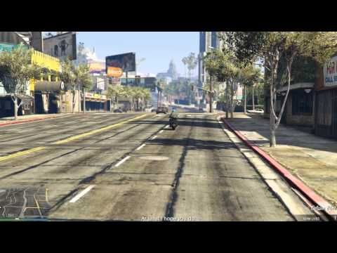 GTA V: The Fleeca Job (PC GTX980)