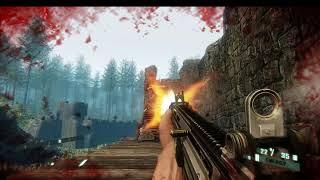 CryEngine - Test level take two