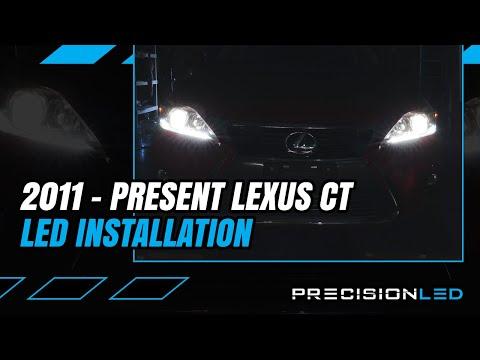 Lexus CT LED Headlights How To Install – 1st Gen | 2011+