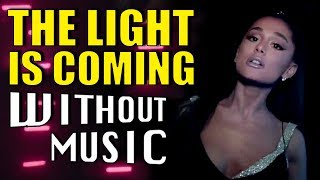 Baixar ARIANA GRANDE - The Light Is Coming ft. Nicki Minaj (#WITHOUTMUSIC Parody)