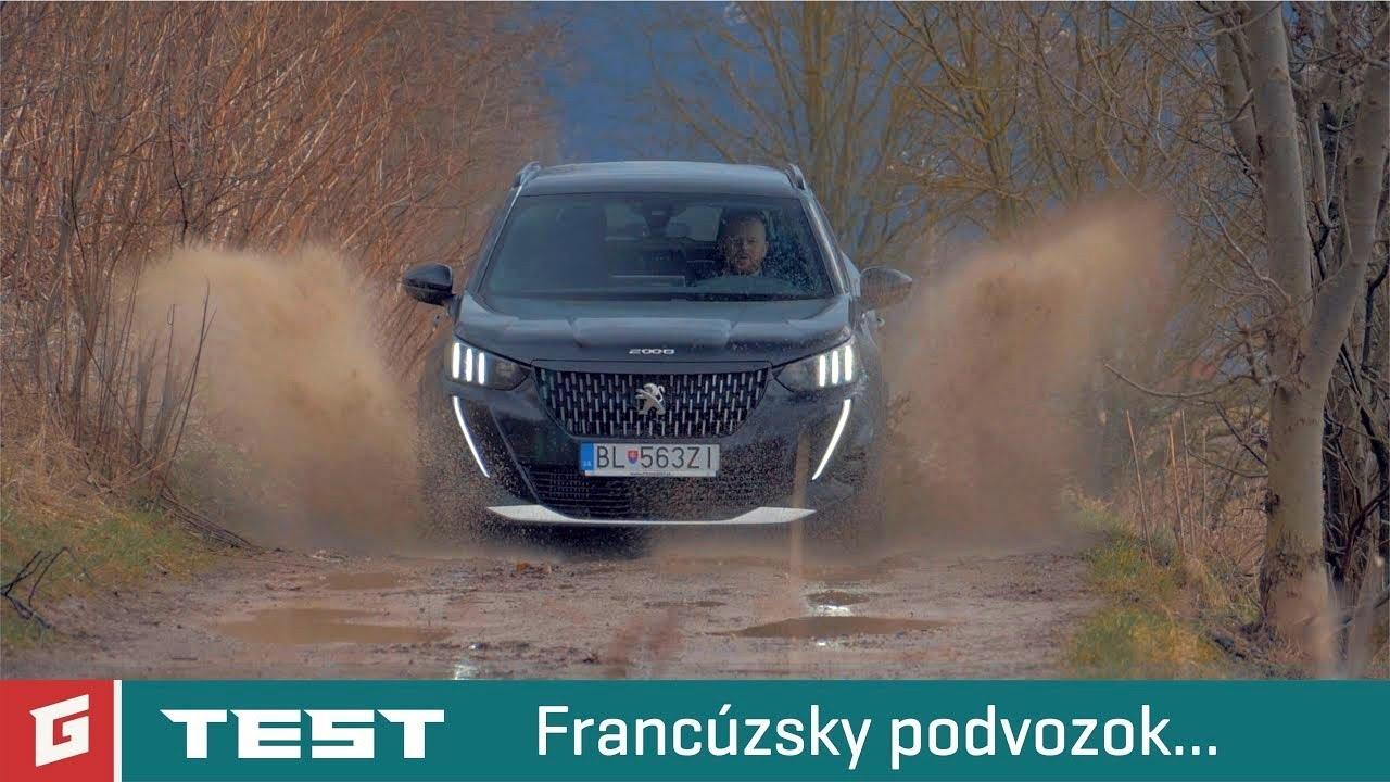 Peugeot 2008 GT LINE - 130 BlueHDi EAT8 - TEST - GARAZ.TV - Rasto Chvala - YouTube