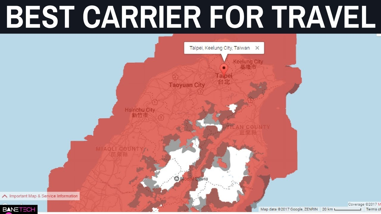 what's the best carrier network for international travel my  - what's the best carrier network for international travel my experiencewith att  verizon