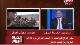 فيديو.. سفير العراق بالقاهرة: