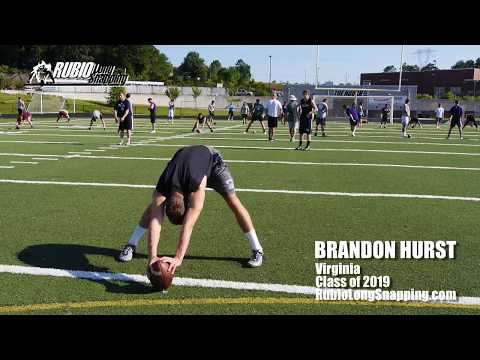Brandon Hurst - Long Snapper