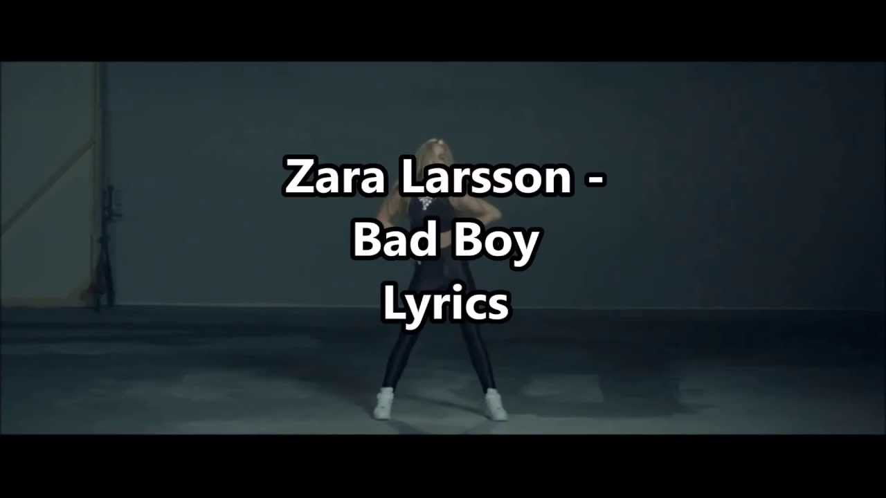 search zara larsson lyrics