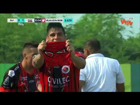 Alianza Petrolera vs Cúcuta (0-1) Liga Aguila 2019-I | Fecha 15