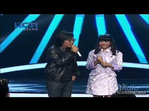 Ari Lasso feat Ghea ( Kangen) Indonesian Idol 2018