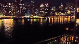 Risa's Trip in NYC ②⑧ ルーズベルトアイランド ゴンドラ ロープウェイ