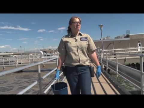Careers in Water Quality Management Technology.