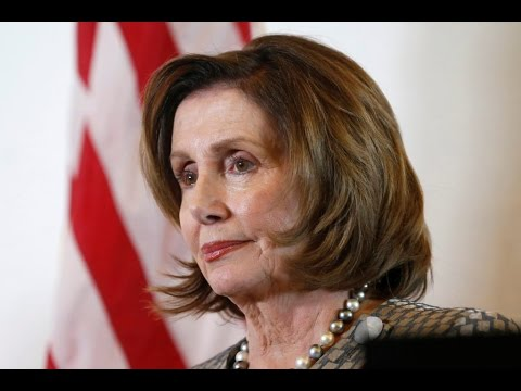 House Minority Leader Pelosi addresses Sessions role in Russia probe