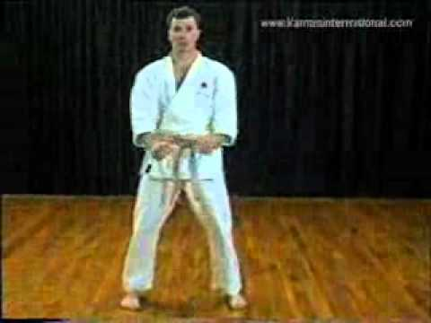 Frank Brennan KUGB - Kihon Part 3 Kicking ( Keri Waza)