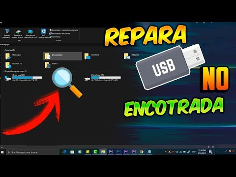 Reparar USB DAÑADA No IDENTIFICADA 2019 / Errores De PARTICIONES!