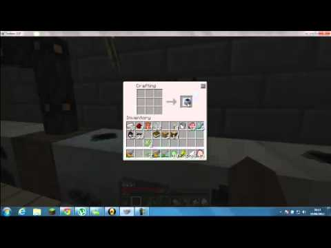 How To Make Solar Panel And Solar Helmet In Minecraft