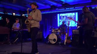 D'Angelo's band @ Montreux Jazz Festival Jamm Session (Chris Dave Drum Solo)