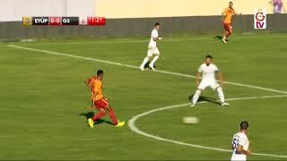 Hazırlık Maçı | Eyüpspor 2 - 4 Galatasaray (2 Eylül 2017)