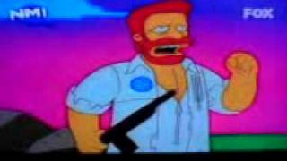 Los Simpsons - Planet of the Apes [Latino]