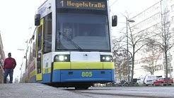 Nahverkehr Schwerin - NVS - stellt auf Sonderfahrplan um