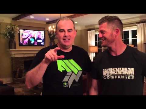 Alex Kendrick & David Benham Love God's Not Dead 2