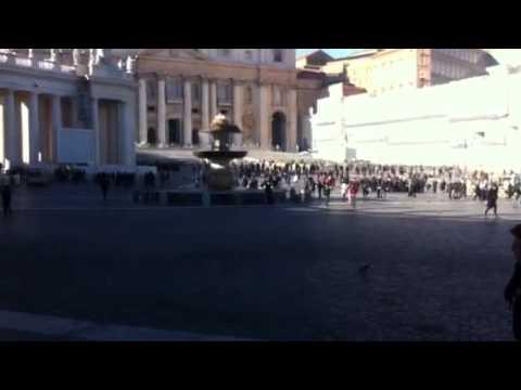 Bestemmia In Diretta - Vaticano Channel
