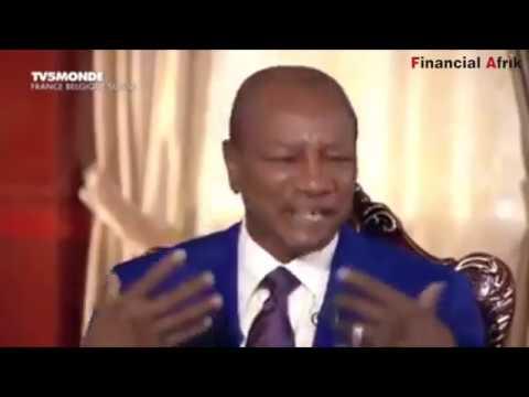 Alpha Condé à RFI : «Quel est le pays africain qui a décollé ?»