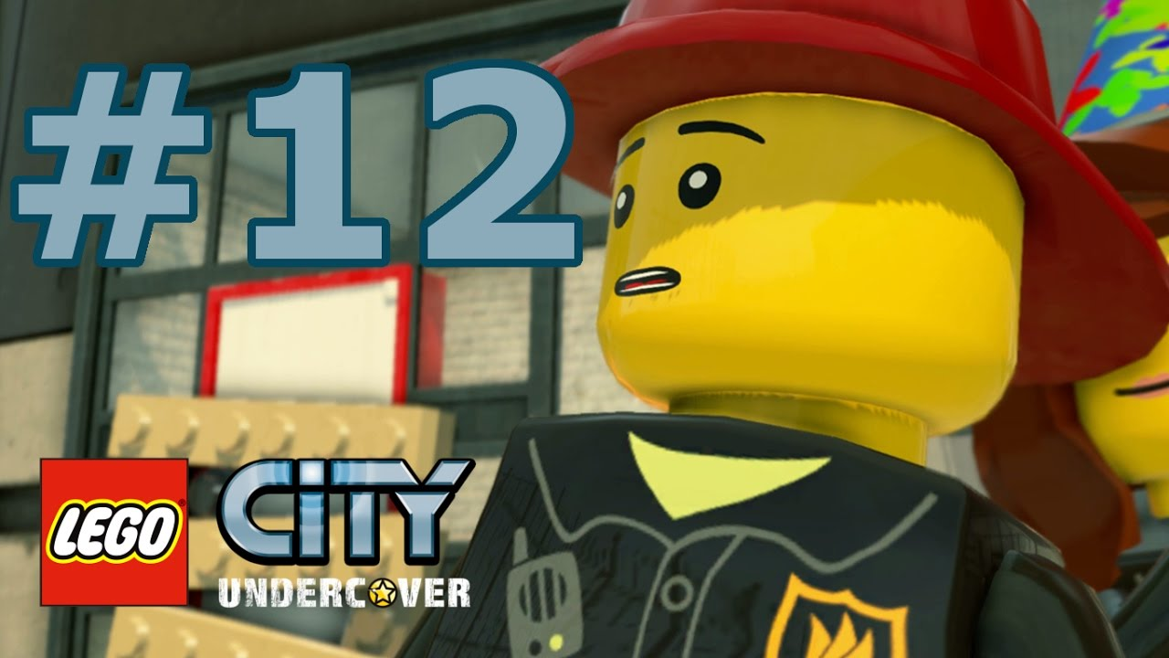 Lego City Undercover Walkthrough Chapter 10 Bringing Home The Bacon Assignment 9 Hot Property Youtube