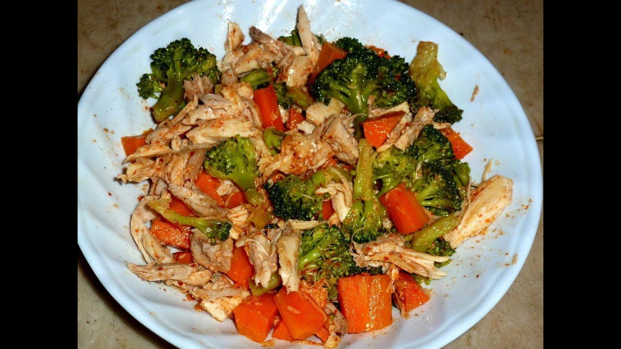 Диетические блюда из брокколи