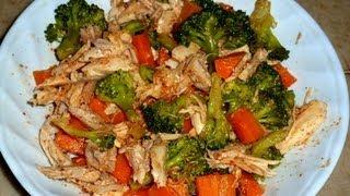 видео Вторые блюда из брокколи