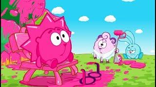 Добро,зло и девочки - Смешарики 2D | Мультфильмы для детей