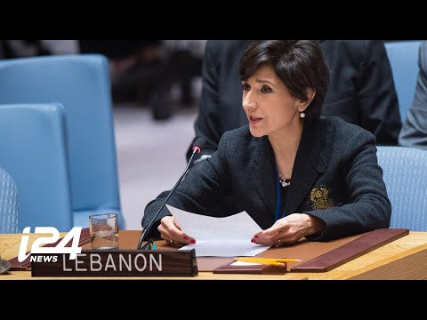 FULL: Lebanon UN Rep. Mudallali at UNSC on Hezbollah Tunnels