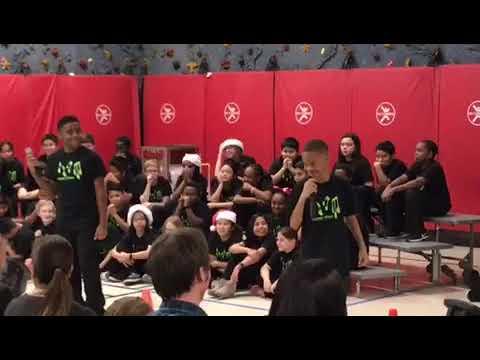 White Christmas. Beaver Technology Center 2017