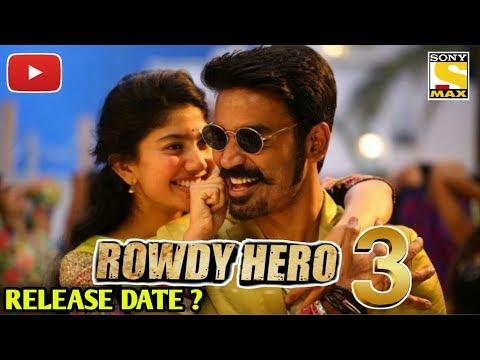 Maari 2 (Rowdy Hero 3) Hindi Dubbed Movie   Release Date ?   Dhanush   Sai Pallavi   Rowdy Baby