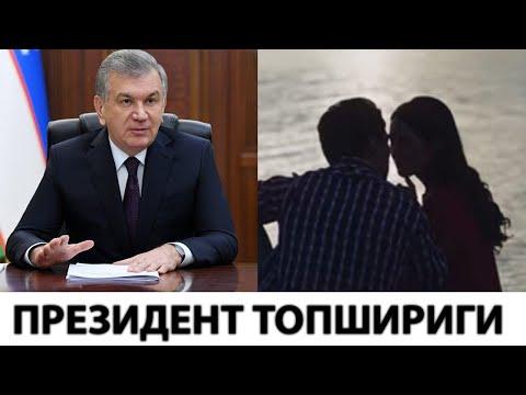 ТЕЗКОР ХАБАР -ПРЕЗИДЕНТ ТОПШИРИГИ  СОХТА ДОЛЛАРЛАР