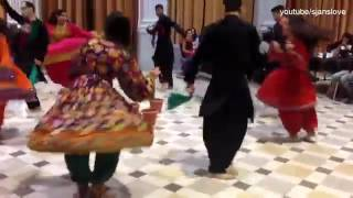 New Afghani Attan Dance 2016