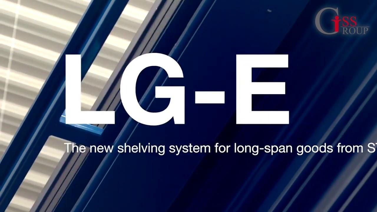 Автоматизированная система хранения STOPA LG-E для длинномерных грузов
