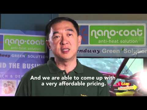 Game Changer Nano Coat Interview