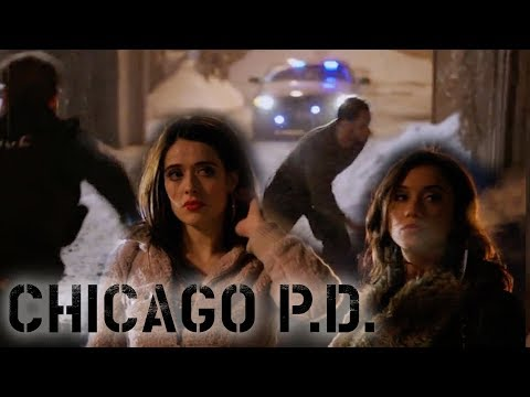 Nadia Takes Officer Burgess Undercover | Chicago P.D.