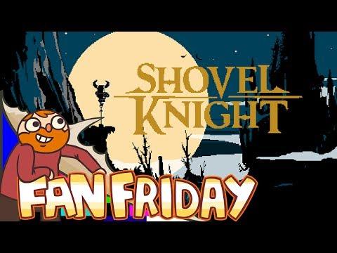 Fan Fr-aturday! - Shovel Knight