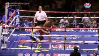 Nathan Cleverly v Sergey Kovalev Highlights