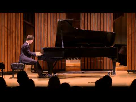 "Jonathan Borton Plays the ""Appassionata"" Sonata in F Minor, Op. 57 by Ludwig van Beethoven"