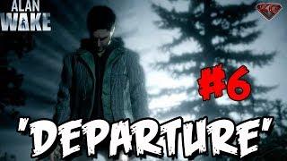 "Alan Wake Walkthrough Episode 6 ""Departure"" | Cheap Quality Game 1080p HD Walkthroughs"