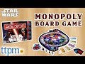 Star Wars Monopoly Board Game - Rules and Review | Hasbro Toys & Games