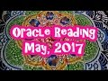 🔮 Oracle Reading May 2017 Doreen Virtue Angel Therapy Cards 🔮
