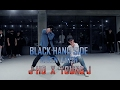 BLACK HAND SIDE - QUEEN LATISH / J-HO X YOUNG J CHOREOGRAPHY