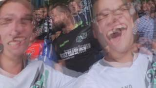 DSC Arminia Bielefeld vs. Hannover 96 - V-Log [Follow me around]