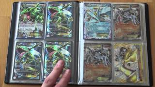 Pokemon Karten Sell / Trade Binder 04.2016 Verkauf und Tausch deutsch / german
