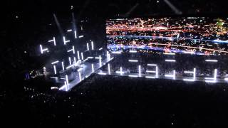 "U2 ""City Of Blinding Lights"" Rogers Arena, Vancouver May 14/15"