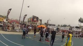 VBL Venice Basketball FIBA 3x3 Brandblack vs HUB City Semifinal